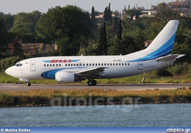 VP-BRS, Boeing 737-500, Yamal Airlines