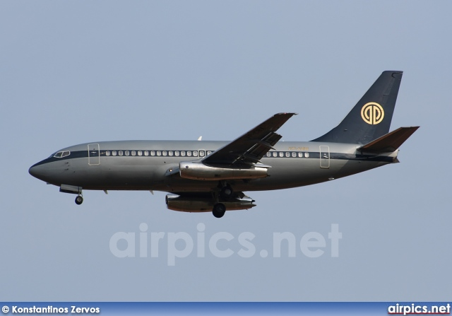 VP-CBA, Boeing 737-200Adv, Private