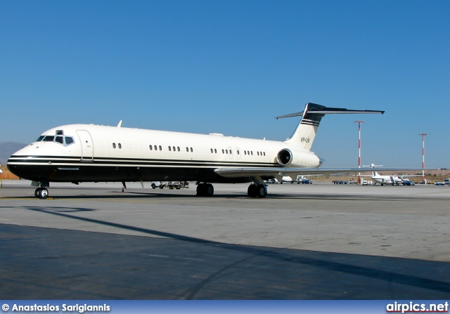 VP-CNI, McDonnell Douglas MD-87, Untitled
