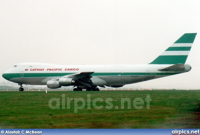 VR-HVZ, Boeing 747-200F(SCD), Cathay Pacific Cargo