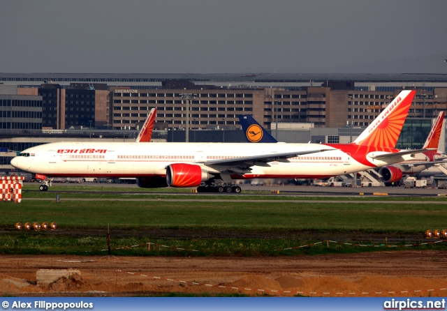 VT-ALL, Boeing 777-300ER, Air India