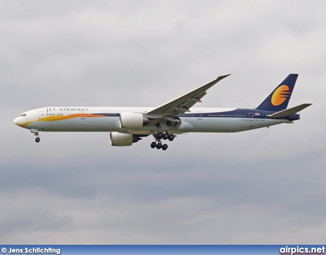 VT-JEL, Boeing 777-300ER, Jet Airways