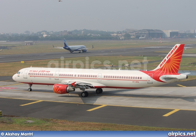 VT-PPV, Airbus A321-200, Air India