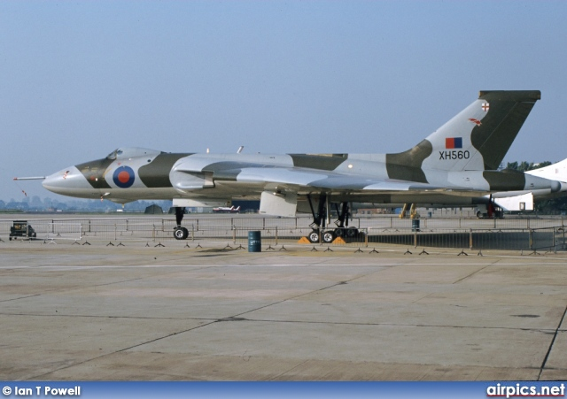 XH560, Avro Vulcan K.2, Royal Air Force