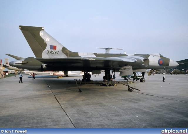 XM597, Avro Vulcan B.2, Royal Air Force