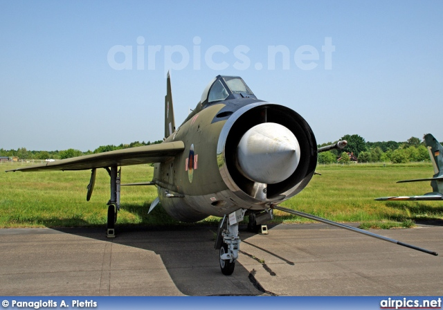 XN730, English Electric Lightning F2A, Royal Air Force
