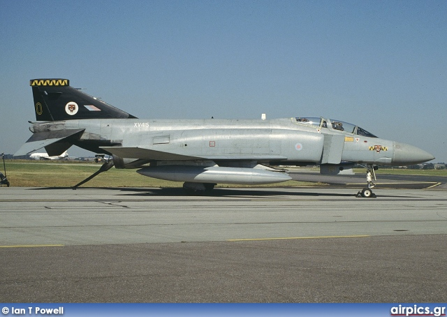 XV415, McDonnell Douglas Phantom FGR.2 (F-4M), Royal Air Force