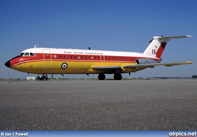 XX105, BAC 1-11 200AC, Royal Air Force