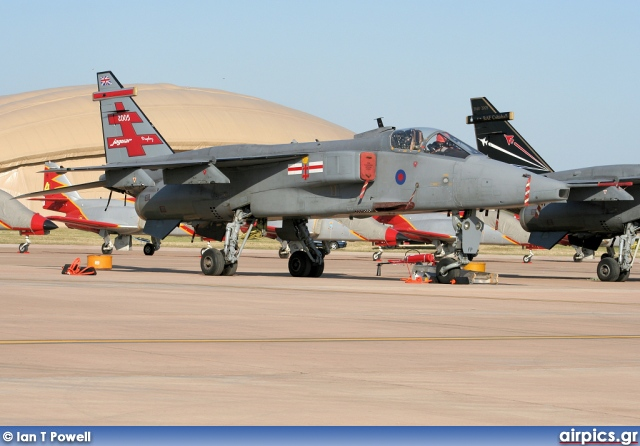 XZ103, SEPECAT Jaguar GR.3A, Royal Air Force