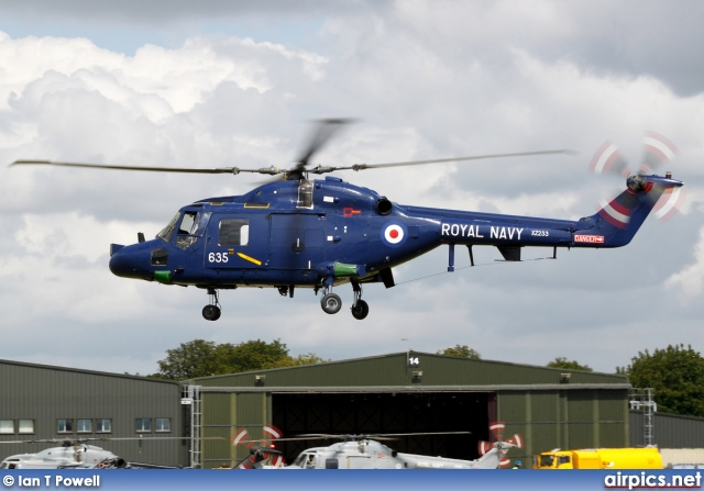 XZ233, Westland Lynx HAS.3S, Royal Navy - Fleet Air Arm