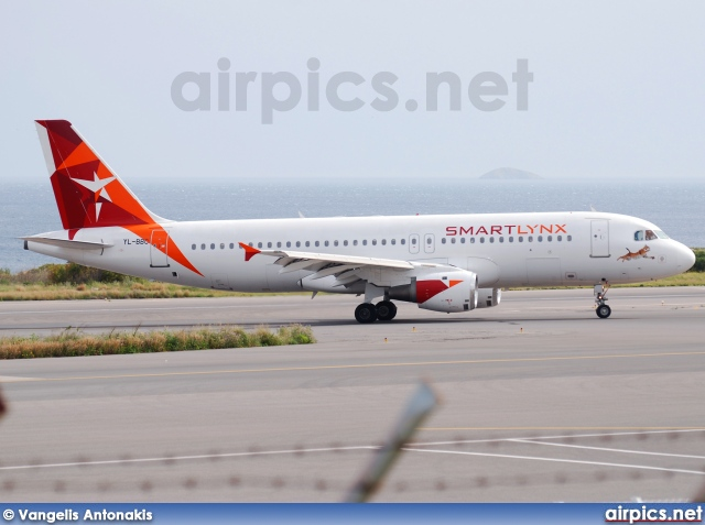YL-BBC, Airbus A320-200, Smartlynx Airlines