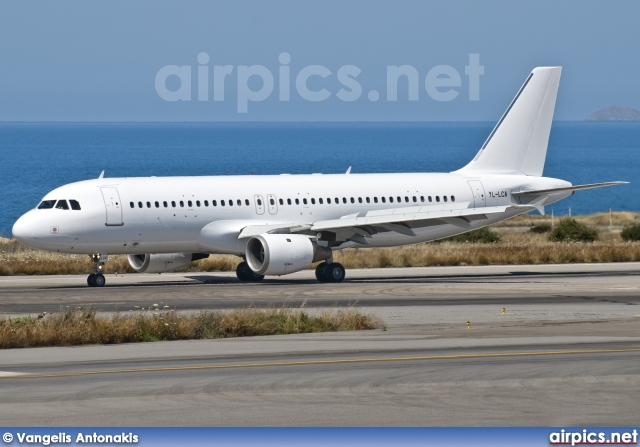 YL-LCA, Airbus A320-200, Untitled