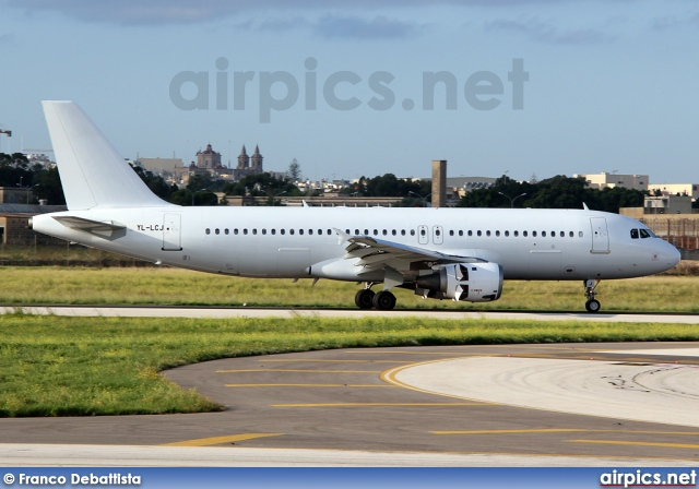 YL-LCJ, Airbus A320-200, Smartlynx Airlines
