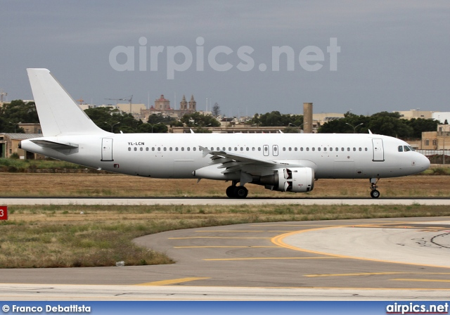 YL-LCN, Airbus A320-200, Smartlynx Airlines