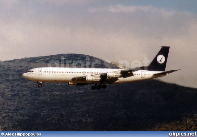 YR-ABC, Boeing 707-300C, Untitled