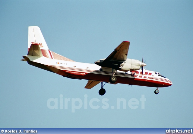 YR-ITA, Antonov An-26, Ion Tiriac Air