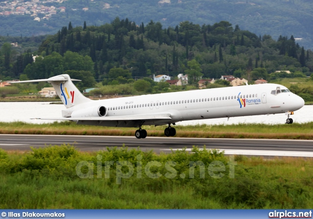 YR-OTY, McDonnell Douglas MD-83, Ten Airways