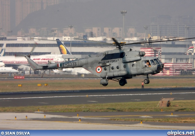 Z3373, Mil Mi-17, Indian Air Force