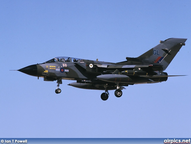 ZA463, Panavia Tornado GR.1, Royal Air Force