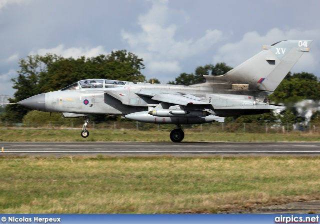 ZA549, Panavia Tornado GR.4, Royal Air Force