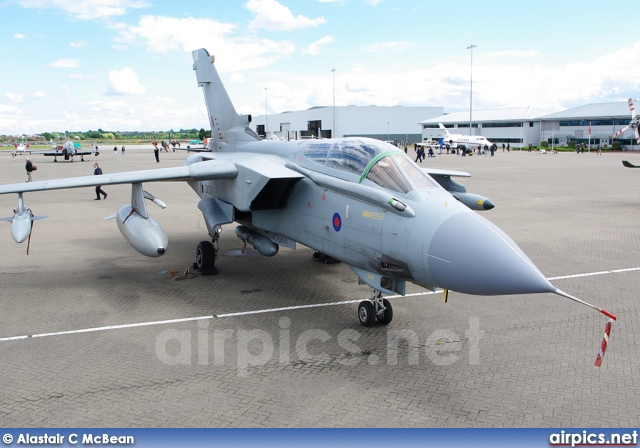 ZA557, Panavia Tornado GR.4, Royal Air Force