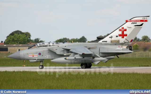 ZA600, Panavia Tornado GR.4, Royal Air Force