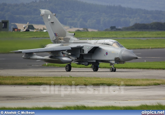 ZA601, Panavia Tornado GR.4, Royal Air Force