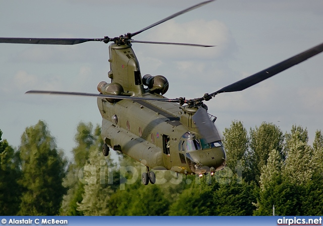 ZA705, Boeing Chinook HC.2, Royal Air Force