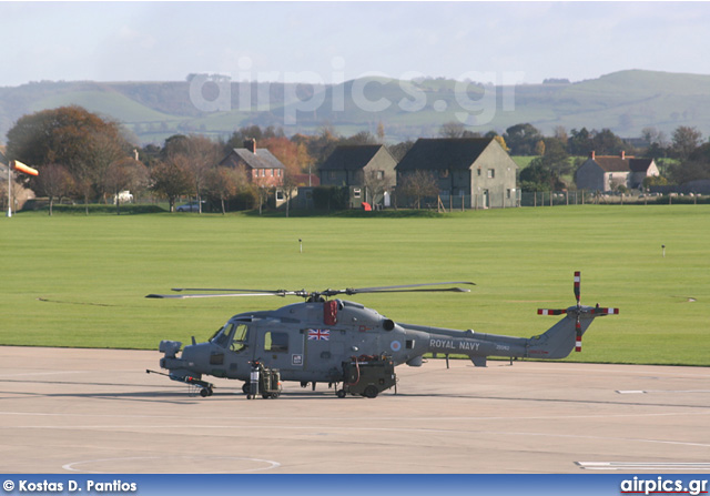 ZD262, Westland Lynx HMA.8 (DSP), Royal Navy - Fleet Air Arm