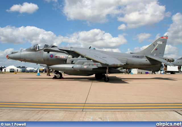ZD346, British Aerospace Harrier GR.9A, Royal Air Force