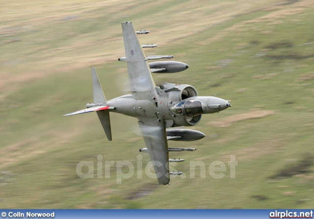 ZD406, British Aerospace Harrier GR.9A, Royal Air Force