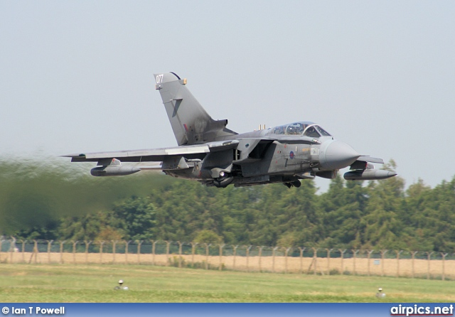 ZD707, Panavia Tornado GR.4, Royal Air Force