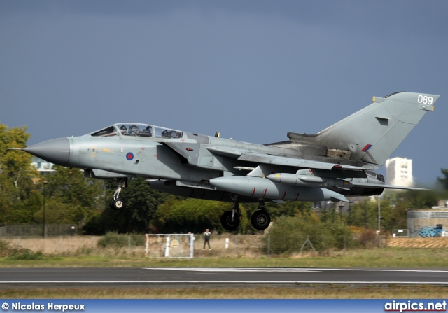 ZD741, Panavia Tornado, Royal Air Force
