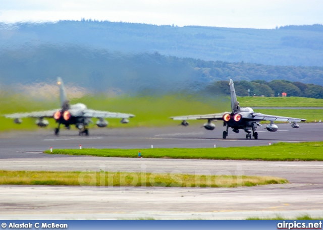ZD743, Panavia Tornado GR.4, Royal Air Force