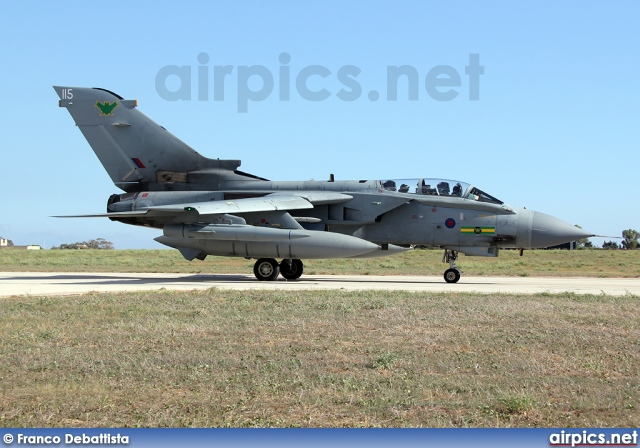 ZD895, Panavia Tornado GR.4, Royal Air Force