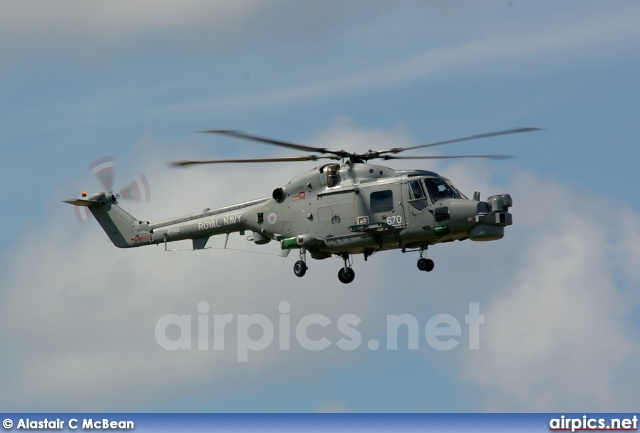 ZF562, Westland Lynx HMA.8 (DSP), Royal Navy - Fleet Air Arm