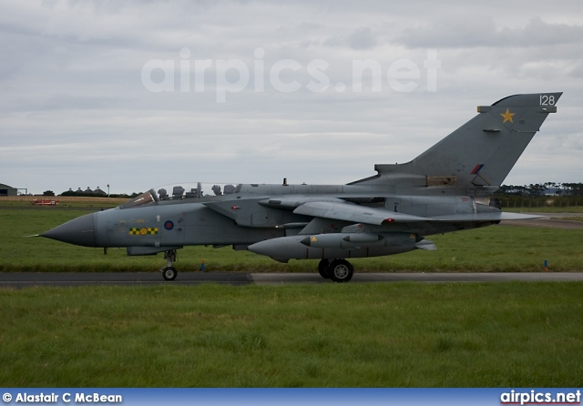 ZG750, Panavia Tornado GR.4, Royal Air Force