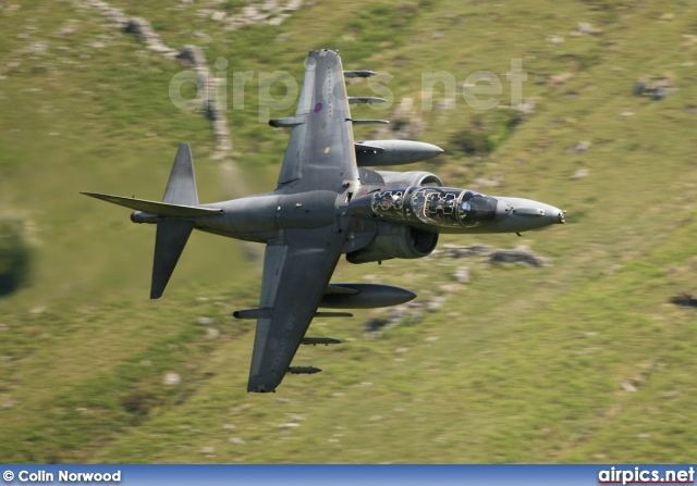 ZH661, British Aerospace Harrier T.12, Royal Air Force