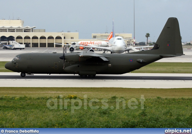 ZH877, Lockheed C-130J-30 Hercules, Royal Air Force