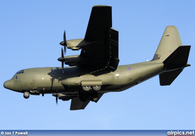 ZH881, Lockheed Martin Hercules C.5 (C-130J), Royal Air Force