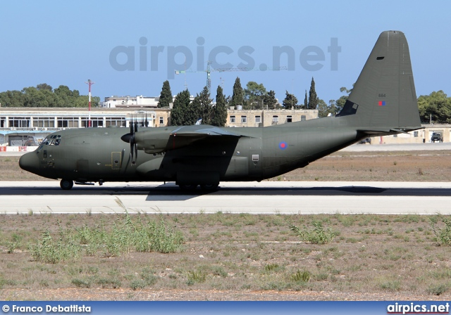 ZH884, Lockheed Martin Hercules C.5 (C-130J), Royal Air Force
