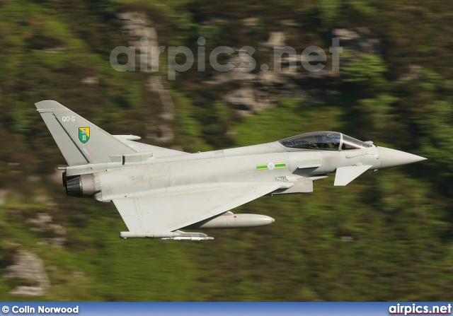 ZJ917, Eurofighter Typhoon FGR.4, Royal Air Force