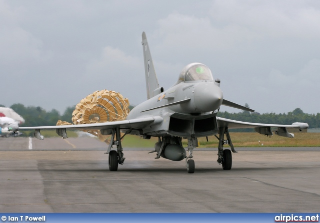 ZJ939, Eurofighter Typhoon FGR.4, Royal Air Force