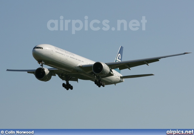 ZK-OKN, Boeing 777-300ER, Air New Zealand