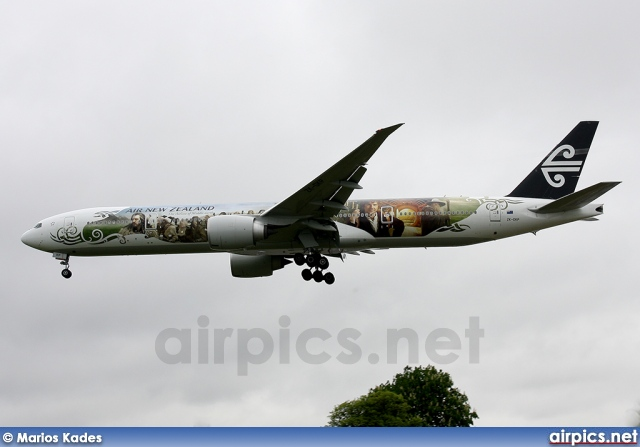 ZK-OKP, Boeing 777-300ER, Air New Zealand
