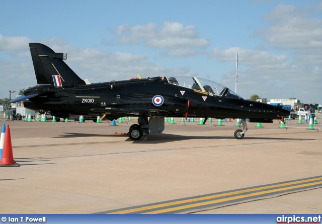 ZK010, British Aerospace (Hawker Siddeley) Hawk Mk.128, Royal Air Force