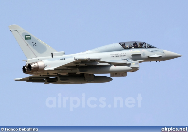 ZK072, Eurofighter EF2000T, Royal Saudi Air Force