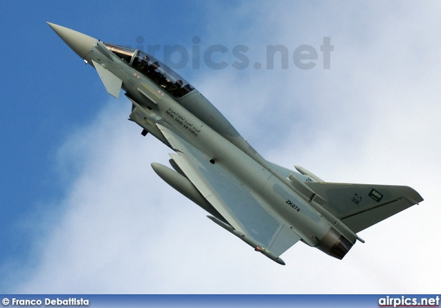 ZK074, Eurofighter EF2000T, Royal Saudi Air Force