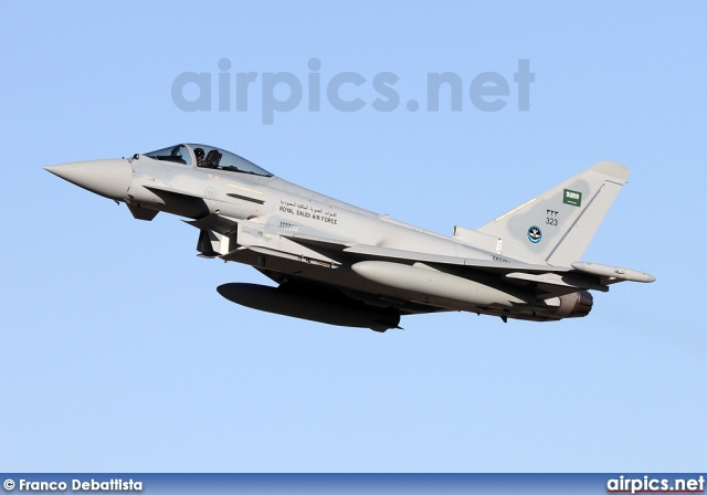 ZK091, Eurofighter EF2000, Royal Saudi Air Force