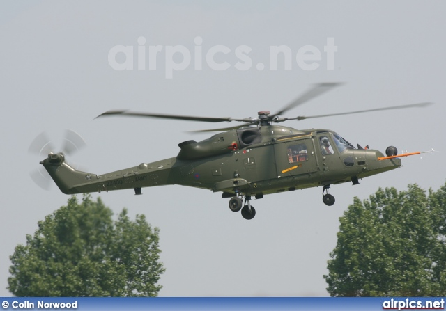 ZZ400, AgustaWestland AW159 Wildcat (Super Lynx), Private
